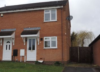 Thumbnail 2 bed semi-detached house to rent in Castle Acre, Stafford, Staffordshire, .