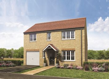 "Thumbnail 4 bed detached house for sale in ""The Rockcliff"" at Highclere Drive, Sunderland"