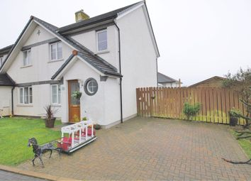 Thumbnail 3 bed semi-detached house for sale in Joseph Hall Avenue, Douglas, Isle Of Man