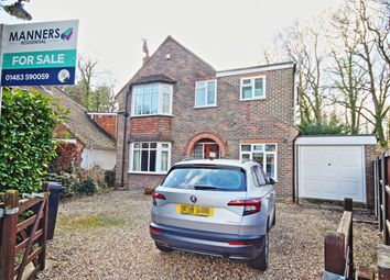 4 bed detached house for sale in Common Close, Horsell, Woking GU21