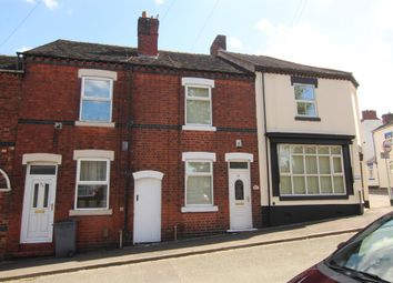 Thumbnail 2 bed terraced house to rent in Broom Street, Hanley, Stoke On Trent