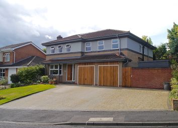 Thumbnail 5 bed detached house for sale in Robson Drive, Hexham