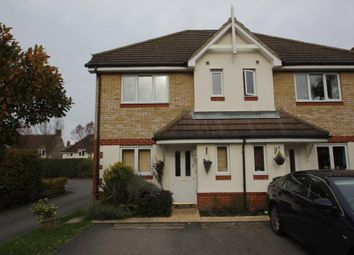Thumbnail 3 bed semi-detached house to rent in Campbell Close, Byfleet, West Byfleet