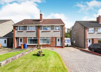Thumbnail 3 bed semi-detached house for sale in Muirside Avenue, Kirkintilloch, Glasgow