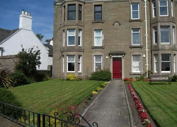 Thumbnail 1 bed flat to rent in Beach Crescent, Broughty Ferry, Dundee