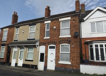 Thumbnail 2 bed terraced house for sale in Lodge Street, Willenhall, West Midlands