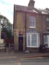 Thumbnail 4 bed shared accommodation to rent in St Peters Grove, Canterbury, Kent