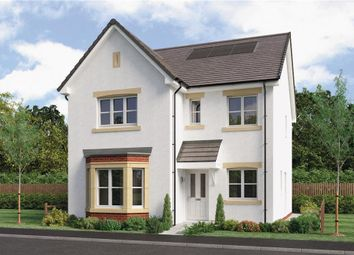 "Thumbnail 4 bed detached house for sale in ""Mitford"" at East Kilbride, Glasgow"