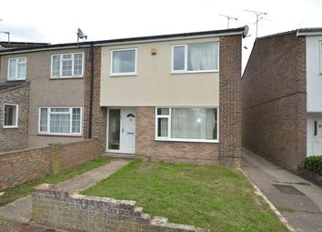Thumbnail End terrace house for sale in Primrose Walk, Colchester