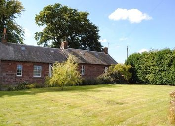Thumbnail 2 bed cottage to rent in Luggate Lodge, Luggate, Haddington