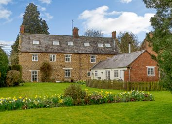 Thumbnail 6 bed detached house for sale in Kilsby Road, Barby, Northamptonshire