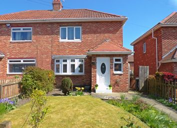 Thumbnail 2 bedroom semi-detached house for sale in Clousden Drive, Forest Hall, Newcastle Upon Tyne