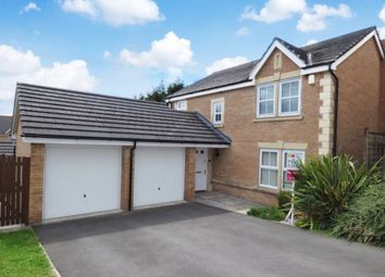 Thumbnail 4 bed detached house for sale in Hazelton Close, Shipley