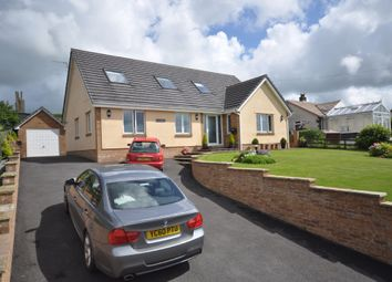 Thumbnail 4 bed detached bungalow for sale in Brynheulog, Cwmfelin Mynach, Llanboidy, Whitland