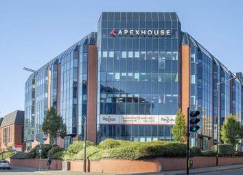 Thumbnail Office to let in Regus, Apex House, Birmingham, West Midlands