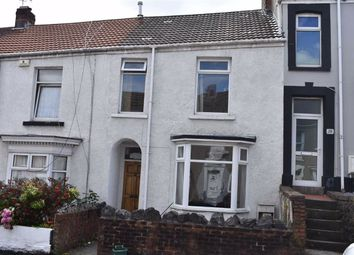 Thumbnail 4 bed terraced house for sale in Rhyddings Park Road, Uplands, Swansea