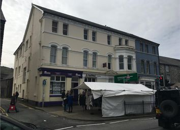 Thumbnail Retail premises to let in Bank Chambers - Former, 22-24, Heol Maengwyn, Machynlleth, Powys, UK