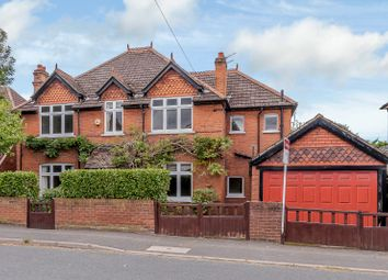 Thumbnail 5 bed detached house for sale in Portmore Park Road, Weybridge