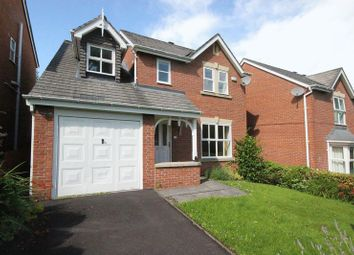Thumbnail 4 bed detached house for sale in Gibson Fields, Hexham