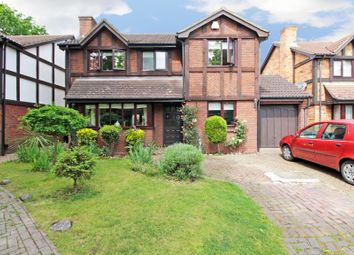 Thumbnail 4 bed detached house for sale in Fyfield, Shortlands Bromley