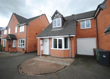 Thumbnail 3 bed property to rent in Kingfisher Road, Mountsorrel, Loughborough