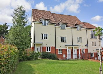 Thumbnail 4 bed town house for sale in Rostron Close, West End, Southampton
