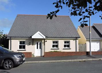 Thumbnail 2 bed detached bungalow for sale in Maes Waldo, Fishguard