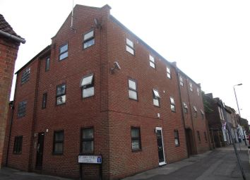 Thumbnail 2 bed flat for sale in Chapelgate, Retford