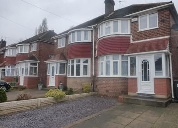 Thumbnail 3 bed semi-detached house to rent in Waddington Avenue, Great Barr, Birmingham