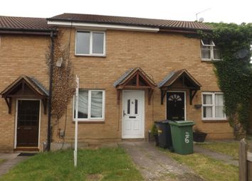 Thumbnail 2 bedroom terraced house to rent in Keaton Close, Houghton Regis, Dunstable