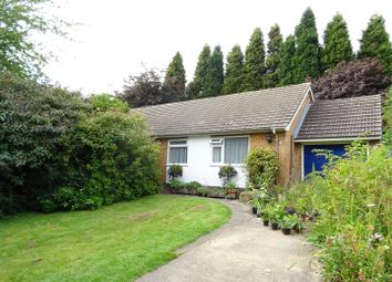 Thumbnail 3 bed detached bungalow for sale in Hawthorne Drive, Ibstock, Leicestershire