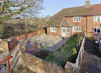 Thumbnail 3 bed semi-detached house for sale in 1 Buffalo Cottages, Bethersden Road, Smarden, Kent