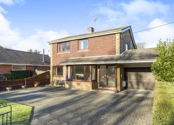 Thumbnail 4 bed detached house for sale in Southampton Road, Cadnam, Southampton, Hampshire