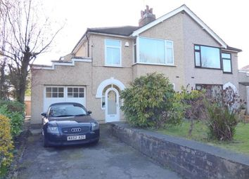 Thumbnail 3 bed semi-detached house for sale in Crow Park, Whitehaven, Cumbria