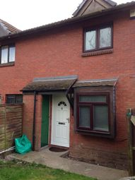 Thumbnail 1 bed end terrace house to rent in Pikestone Close, Hayes