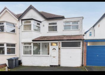 Thumbnail 4 bed semi-detached house to rent in Bushmore Road, Birmingham, Hallgreen