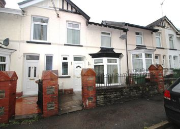 Thumbnail 3 bedroom terraced house to rent in Station Road, Ystrad Mynach, Hengoed