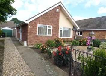 Thumbnail 2 bed detached bungalow to rent in Elizabeth Road, Poringland