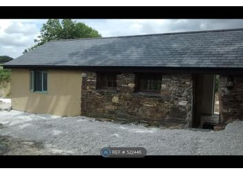 Thumbnail 1 bedroom bungalow to rent in Little North Down Farm, Callington