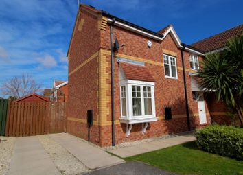 Thumbnail 2 bed semi-detached house for sale in Ganton Court, Hull