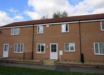 Thumbnail 2 bed terraced house for sale in Delgate Avenue, Weston, Spalding
