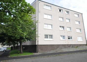 Thumbnail 2 bed flat for sale in Lewiston Drive, Glasgow