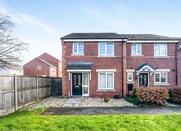 3 bed end terrace house for sale in Stancliffe Drive, Pendlebury, Swinton, Manchester M27