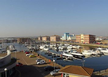 Thumbnail 1 bed flat to rent in Navigation Point, Hartlepool