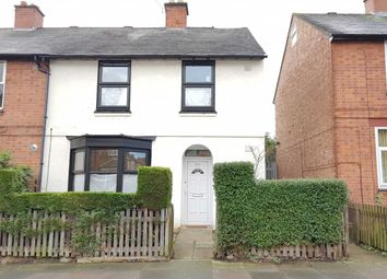 Thumbnail 3 bedroom semi-detached house for sale in Kimberley Road, Evington/Stoneygate Border, Leicester