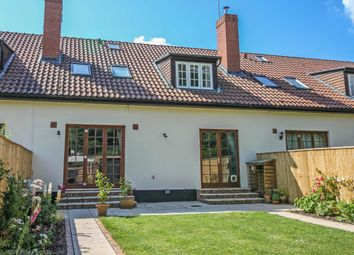 Thumbnail 3 bed terraced house for sale in Cholderton, Salisbury