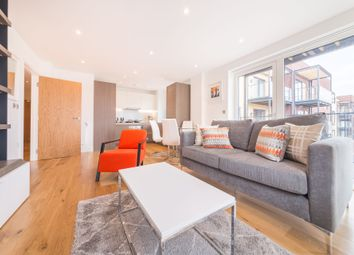 Thumbnail 2 bed flat to rent in Elstree Apartments, 72 Grove Park, Silverworks Close, Colindale, London