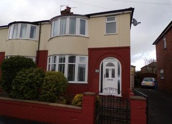 Thumbnail 3 bed semi-detached house for sale in Lime Grove, Chorley, Lancashire