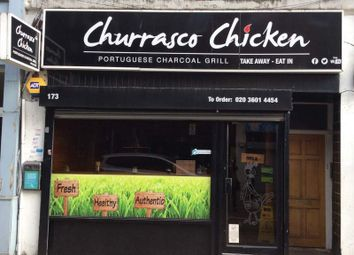 Thumbnail Restaurant/cafe for sale in 173 Battersea High Street, London