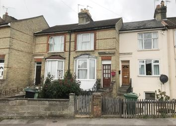 Thumbnail 3 bed terraced house for sale in 80 Hartnup Street, Maidstone, Kent